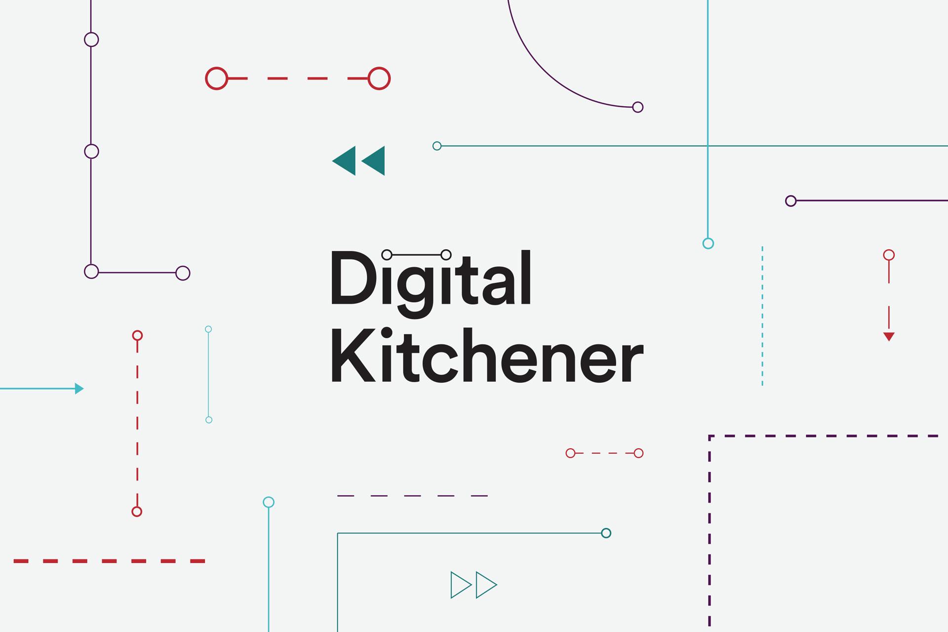Studio Locale   Digital Kitchener Visual Identity and Publication Design