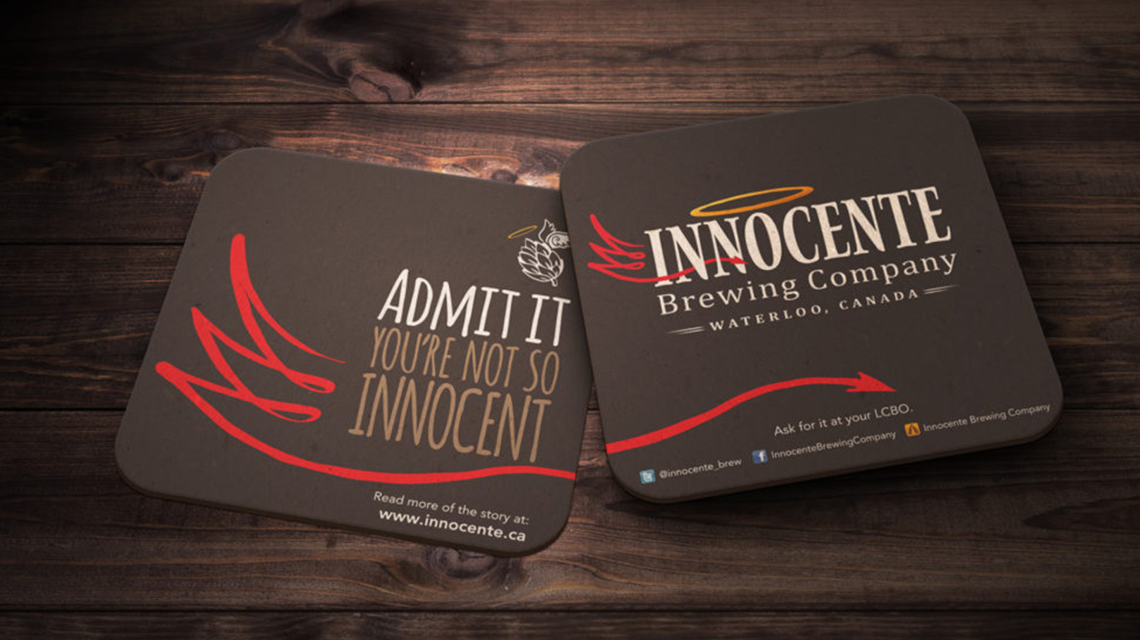 Innocente Brewing Company - Studio Locale